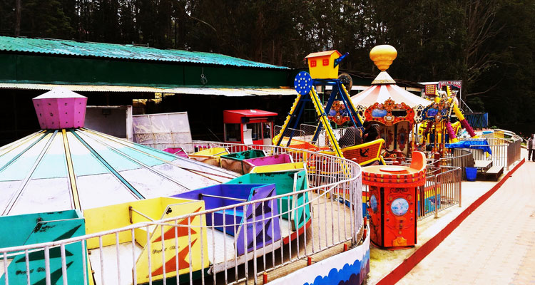 1 Day Ooty Trip from Coimbatore Tour Package with Children's Park