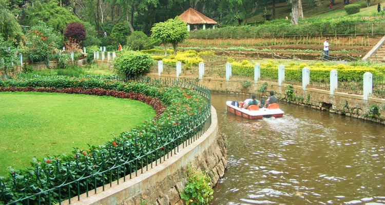1 Day Ooty Trip from Coimbatore Tour Package with Coonoor Sim's Park