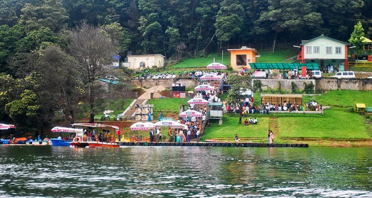 1 Day Ooty Trip from Coimbatore Tour Package with Ooty Lake \ Boathouse