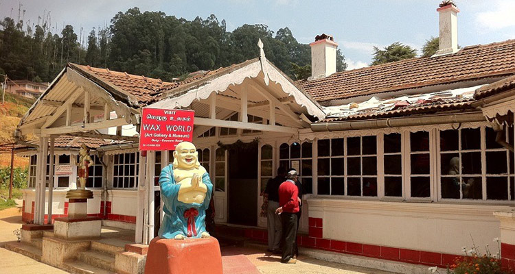 1 Day Ooty Trip from Coimbatore Tour Local  Package with Ooty Wax World Museumk