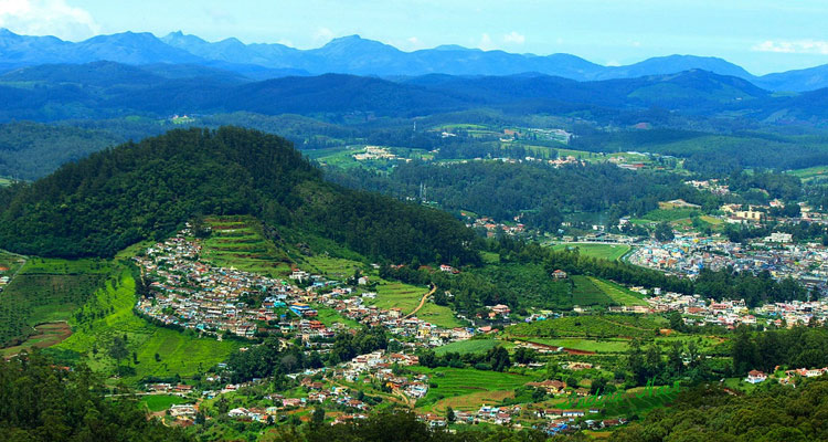 1 Day Ooty Trip from Mysore Tour Package with Doddabetta Peak