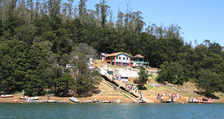 1 Day Ooty Trip from Mysore Package with Pykara Boat House