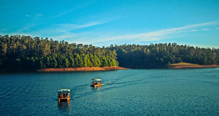 1 Day Ooty Pykara Tour Local Sightseeing Package with Pykara Lake / Boat Club